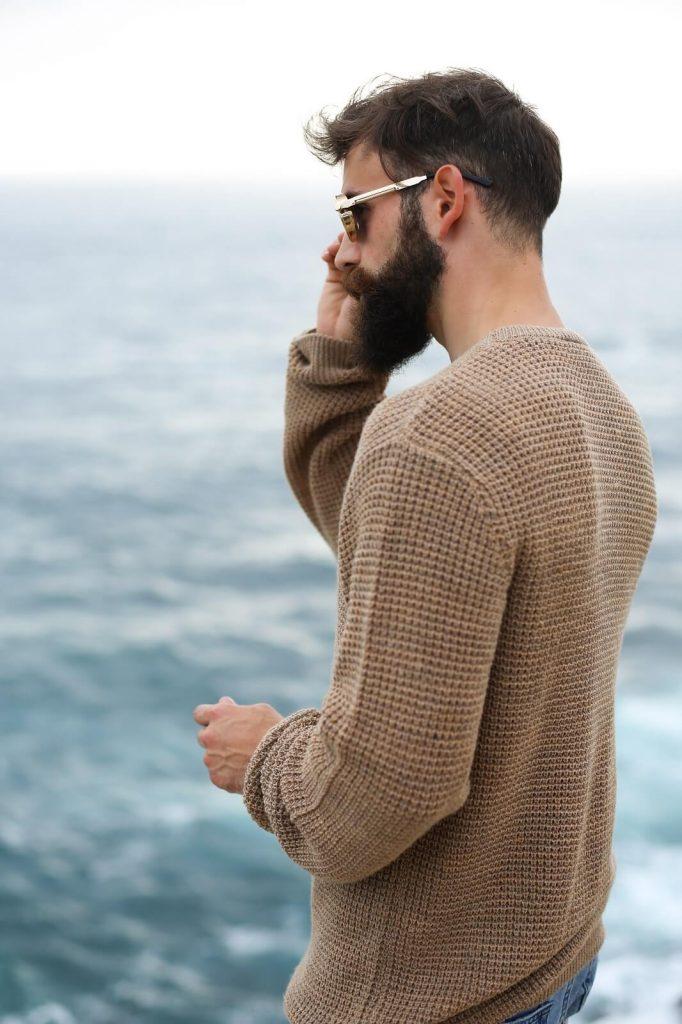 Trymer do przycinania brody